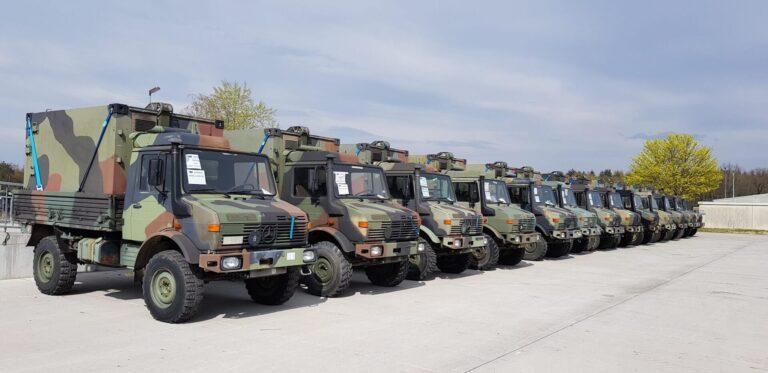 Sõidukite projekt 2018 - Tehtud tööd - Baltic Defence and Technology
