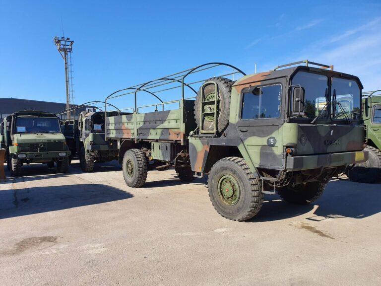 Sõidukite projekt 2020 - Tehtud tööd - Baltic Defence and Technology